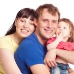 Happy family — Stock Photo #5700558