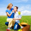 Happy couple — Stock Photo #5722320