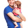 Father and daughter — Stock Photo #5825725