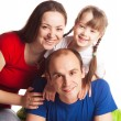 Happy family — Stock Photo #5832693