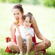 Mother and daughter — Stock Photo #5858352