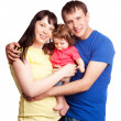 Happy family — Stock Photo #6726397