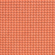 Stock Photo: Pattern of red roof
