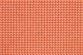 Pattern of red roof — Stock Photo