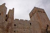 Middeleeuws kasteel — Stockfoto