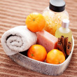 Spa items — Stock Photo #5402101