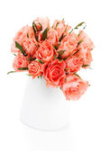 Pink roses — Стоковое фото