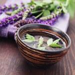 Sage alternative medicine — Stock Photo