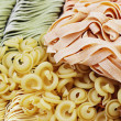 Assortment of pasta - Stock Photo