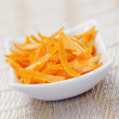 Orange peel - Stock Photo