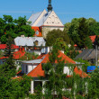 Old Renaissaice City in Sandomierz. Poland. — Stock Photo #5780552