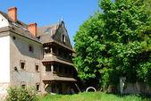 Historic granary built in 1696 in Sandomierz — Stock Photo