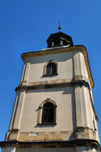 Cathedral Bell Tower in Sandomierz, Poland — Stock Photo