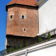 Old Castle in Sandomierz — Stock Photo