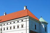 Old Castle in Sandomierz — Stock Photo