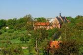 St. James the Apostle Church in Sandomierz — Stock Photo