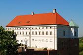 Old royal Castle in Sandomierz, Poland. — Stock Photo