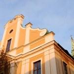 Academic Church in Torun, Poland. — Stock Photo