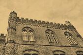 Torun, polonya tarihi bir bina — Stok fotoğraf