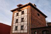 Zabytkowy budynek w toruń, polska — Zdjęcie stockowe