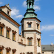 Bishop `s Palace in Kielce. Poland — Stock Photo