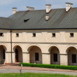 Bishop `s Palace in Kielce. Poland — Stock Photo #5957592