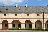 Bishop `s Palace in Kielce. Poland — Stock Photo