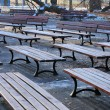 Park Benches — Stock Photo #5996082