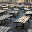 Park Benches — Stock Photo #5996100