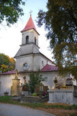 Old church — Foto de Stock