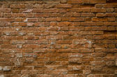 Old brick wall background — Foto de Stock
