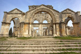 Monastery of St. Simeon. Syria — Stock Photo