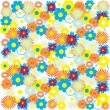 Royalty-Free Stock Vector Image: Many different, bright colors.