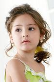 Little girl. Portrait — Stock Photo