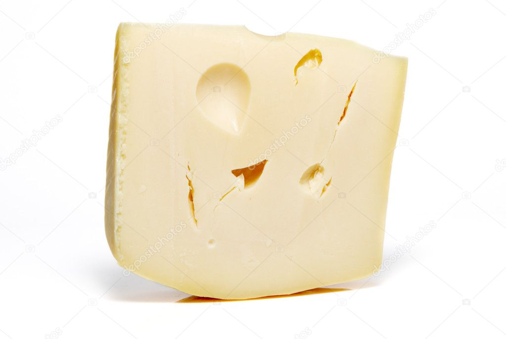 Swiss cheese — Stock Photo #6172242