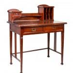 escrivaninha antiga, tabela — Foto Stock