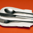 Sppo and Fork - Stock Photo