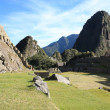 Machu Picchu in Peru — Stock Photo