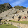 ruines de Machu picchu — Photo #5783987