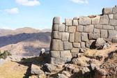 Sacsayhuaman ruins — Stock Photo