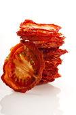 Italian sun dried tomatoes — Stock Photo
