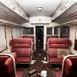 Railway carriage — Stok Fotoğraf #5967820