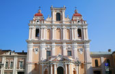 Church of St. Casimir — Stock Photo