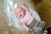 Crying Baby — Stock Photo