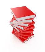 Pilha de livro — Fotografia Stock