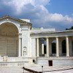 Arlington National Cemetery — Stock Photo