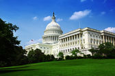Washington DC Capitol — Stock Photo