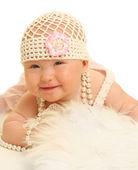 白宝宝 — 图库照片
