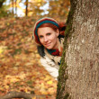 Stock Photo: Autumn relaxation 2