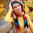 Autumn relaxation 2 — Stock Photo #6312426